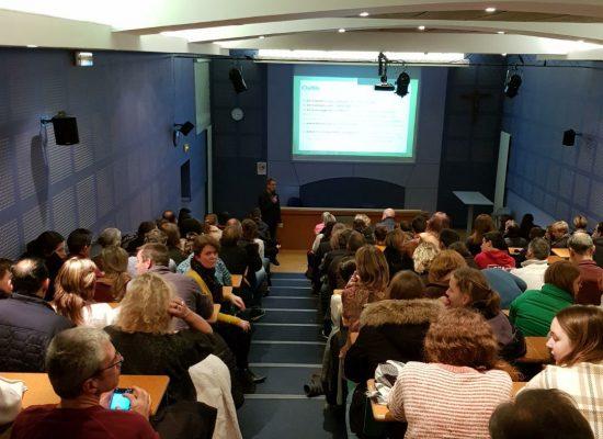 Conférence sur l'orientation par M. Mouret !