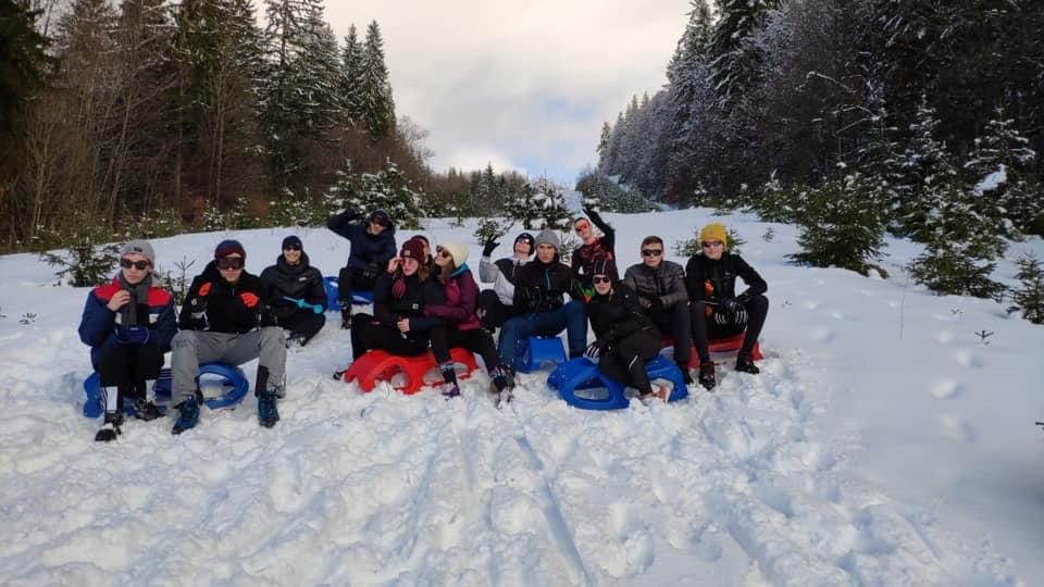 Voyage sportif dans le Jura à Longchaumois